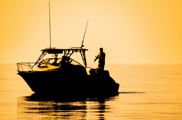 Fish Finder Fishing