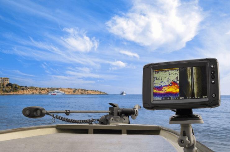 Fishfinder at Sea